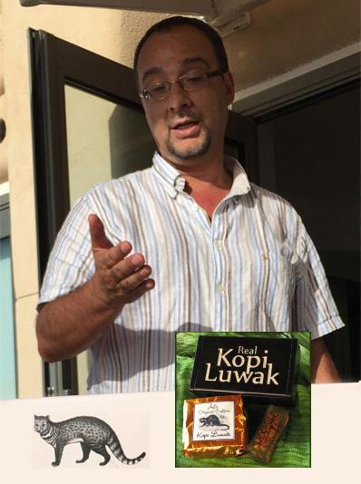 Nosotros Kopi Luwak