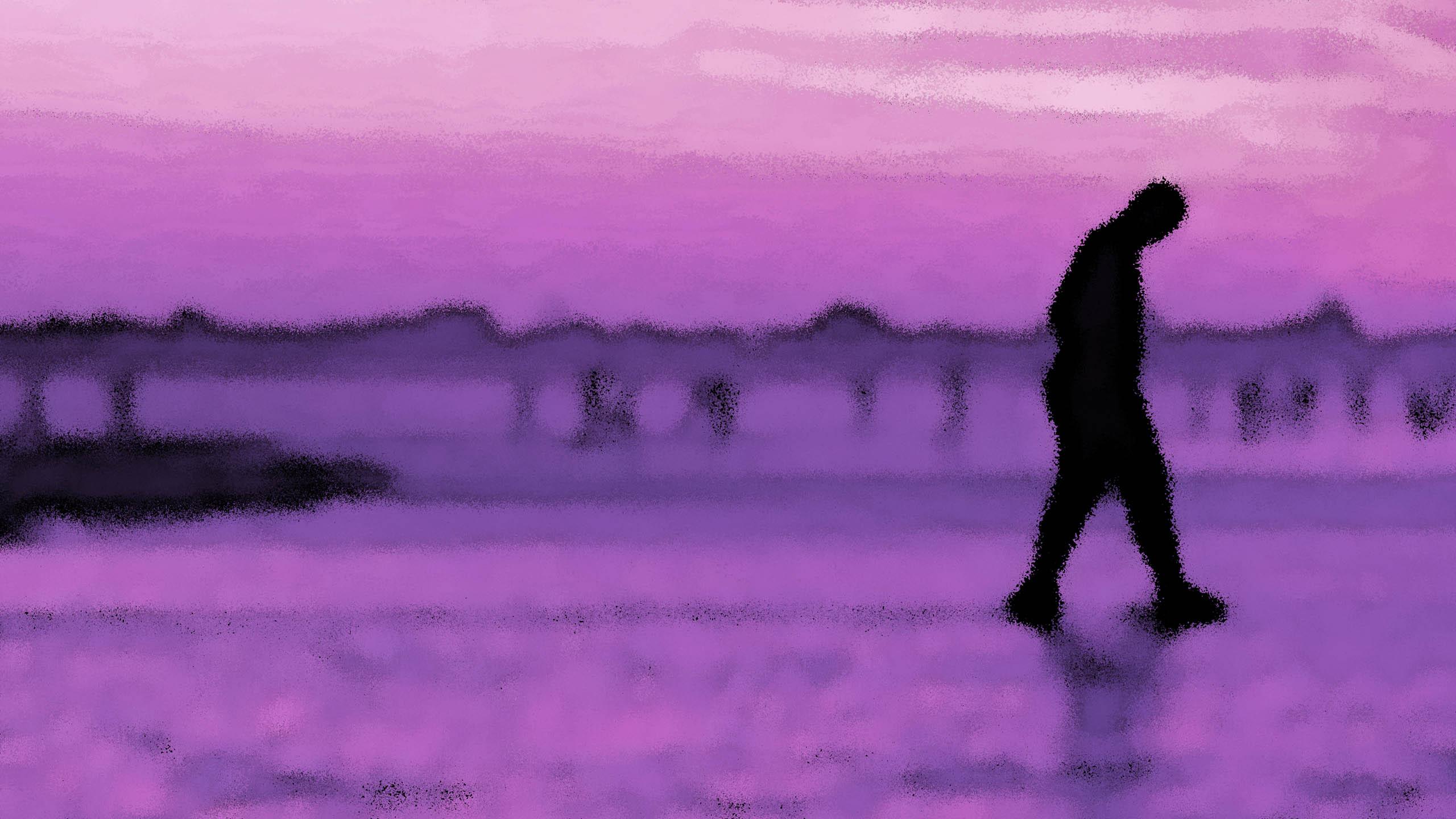 Bour Siien paseando / Kopi Luwak